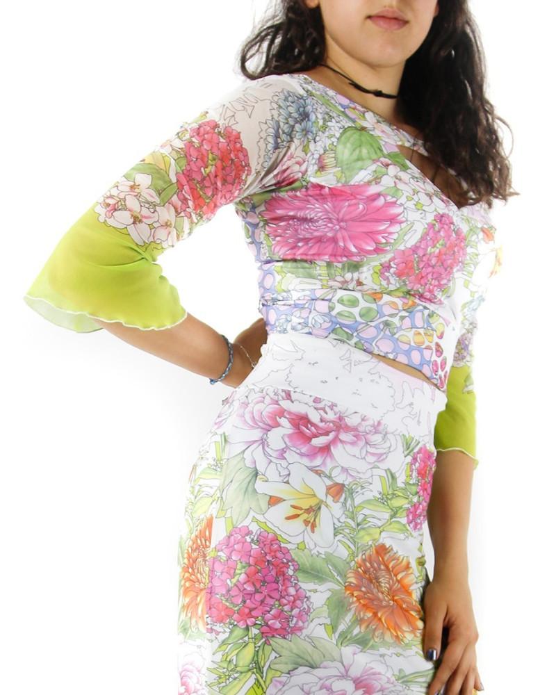 Eleonora with sleeves Dress