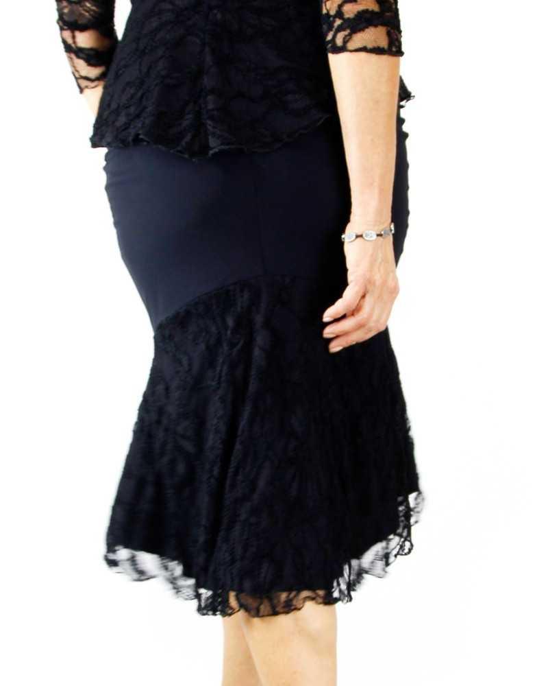 Skirt Tubino Longuette Option 2