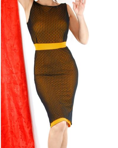 Vestido Desie Svasato Monospalla Option 19