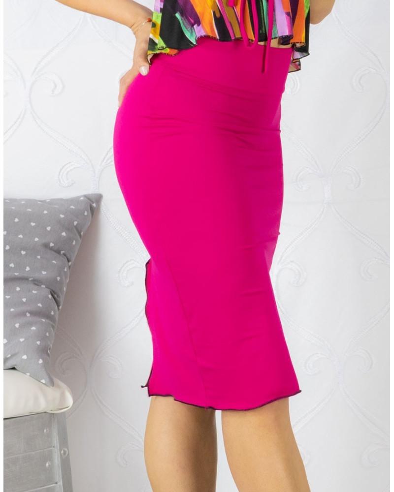 Skirt Tubino Vita Alta Option 25