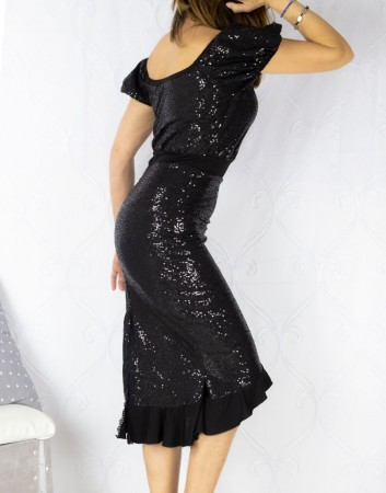 Dress Loretta Paillettes Option 4