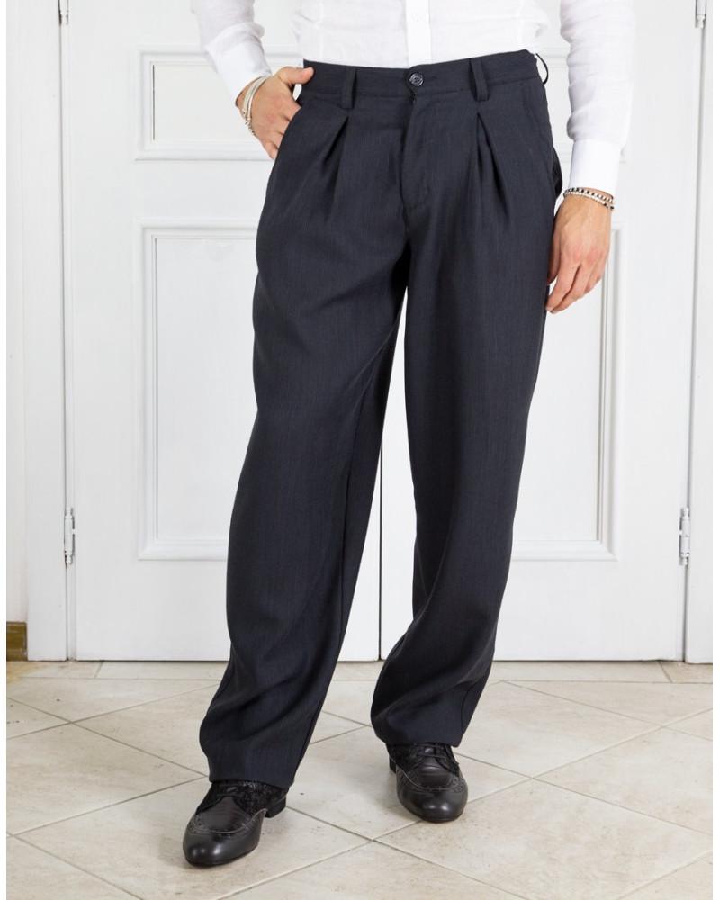Men's Trousers Mod. 06 Option 2 gray/black
