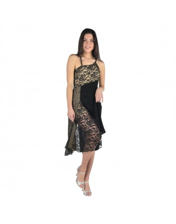 Abito Fantasia Pizzo Option 3