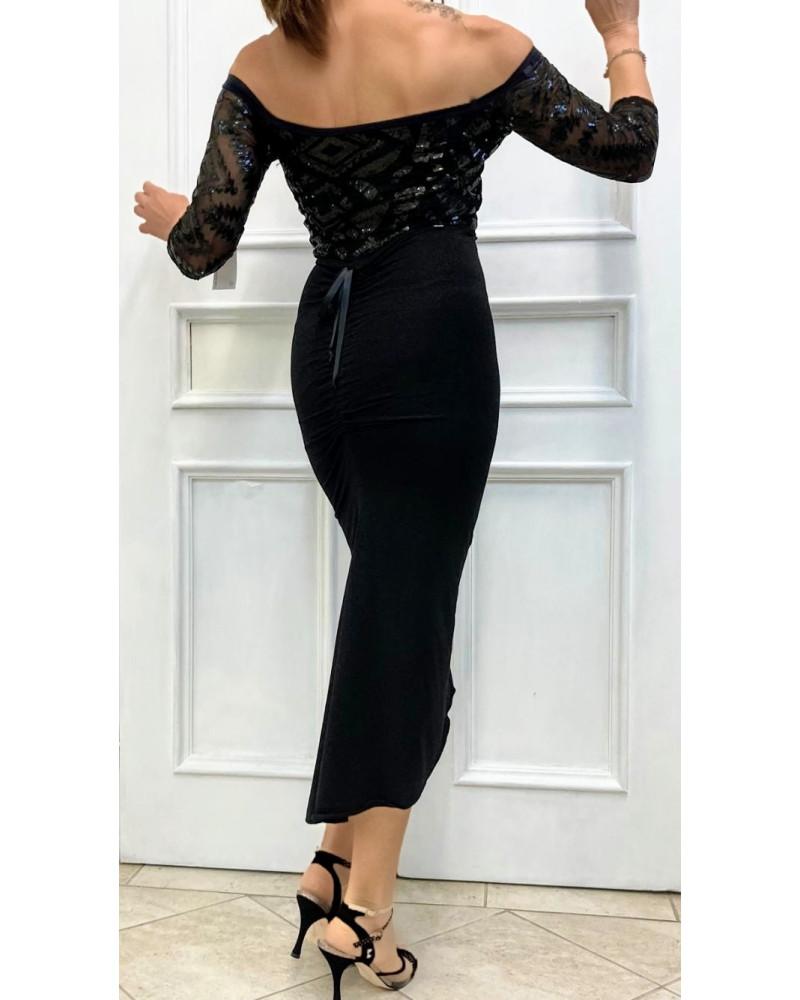 Skirt Tubino Vita Alta Option 14